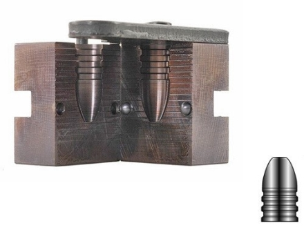 Lyman 1-Cavity Bullet Mold #515141 50 Caliber (512 Diameter) 425 Grain Flat Nose