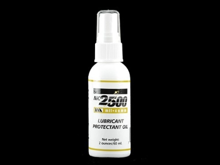 Mil-Comm MC2500 Gun Oil 2 oz Liquid