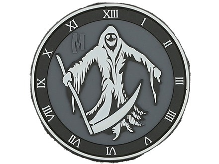 "Maxpedition Reaper PVC Patch 3"" x 3"""