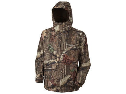 Columbia Sportswear Men's Whisper Scout Jacket Polyester Mossy Oak Break-Up Infinity Camo XL 46-49