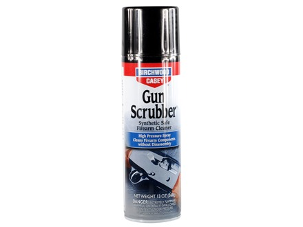 Birchwood Casey Gun Scrubber Synthetic Safe Firearm Cleaner Aerosol
