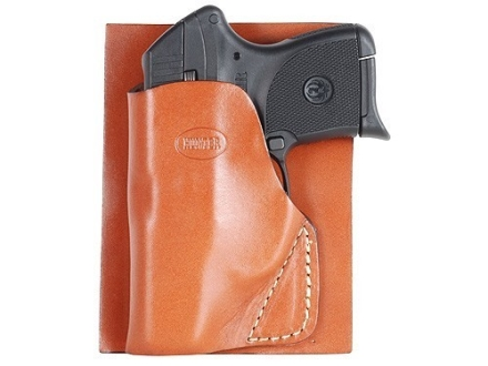 Hunter 2500 Pocket Holster Right Hand Ruger LCP Leather Brown