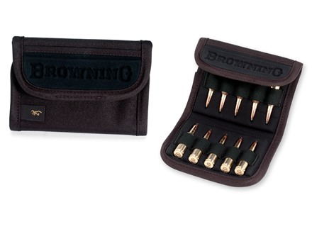Browning Flex Foam Rifle Ammunition Carrier Black