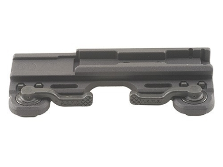 Leupold 1-Piece Mark 4 CQT Picatinny-Style Scope Base Throw Lever Matte