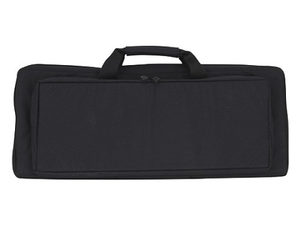 "BlackHawk Homeland Security Discreet Tactical Rifle Gun Case HK94, MP-5 29"" Nylon Black"