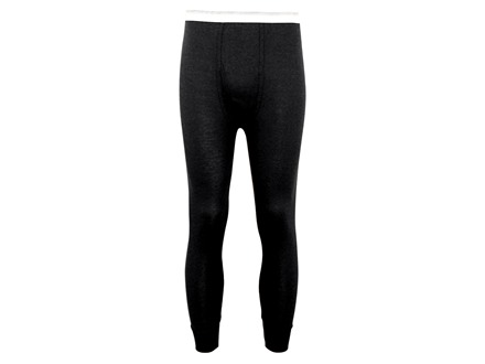 Indera Men's Hydropur Performance Rib Knit Pants