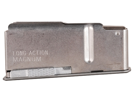 Remington Detachable Box Magazine Remington 700 7mm Magnum, 300 Winchester Magnum Detachable Stainless Steel