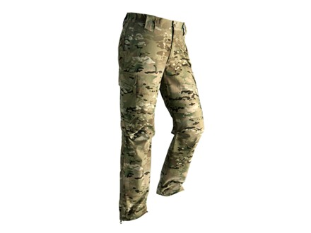 Wild Things Tactical Lightweight Soft Shell Pants Multicam Camo Large