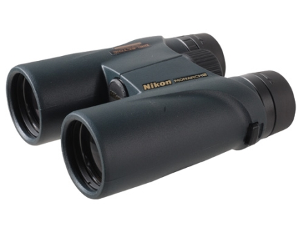 Nikon Monarch 5 ATB Binocular 12x 42mm Roof Prism Armored Black