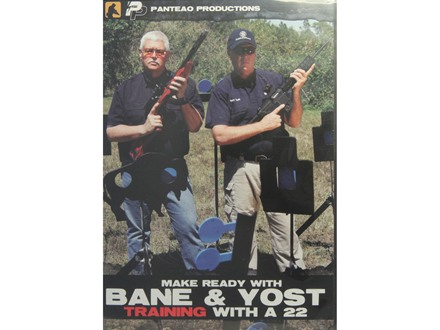 "Panteao ""Make Ready with Bane & Yost: Training with a 22"" DVD"