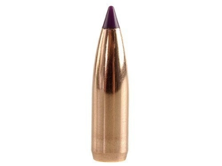 Nosler Ballistic Tip Varmint Bullets 243 Caliber, 6mm (243 Diameter) 80 Grain Spitzer Boat Tail Box of 100
