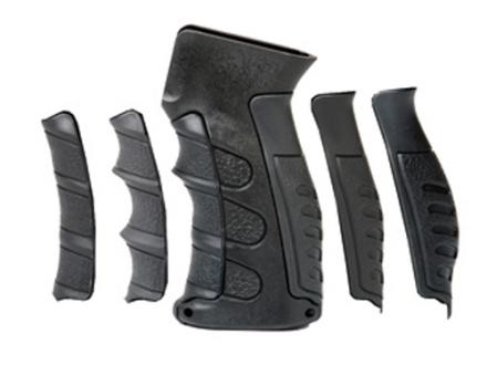 Command Arms UPG47 Modular Pistol Grip Kit AK-47, AK-74, Galil, Century Golani Sporter Polymer Black