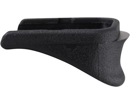 Pearce Grip Magazine Base Pad Glock 26, 27, 33 Polymer Black