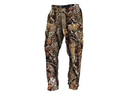 "Russell Outdoors Men's Treklite Pants Polyester Realtree AP Camo XL 42-44 Waist 33"" Inseam"
