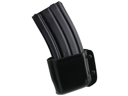 Blade-Tech Single Magazine Pouch AR-15 30 Round Magazine Tek-Lok Kydex Black