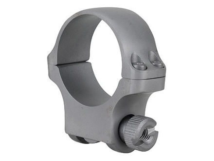 Ruger 30mm Ring Mount 4K30HM Silver Matte Medium