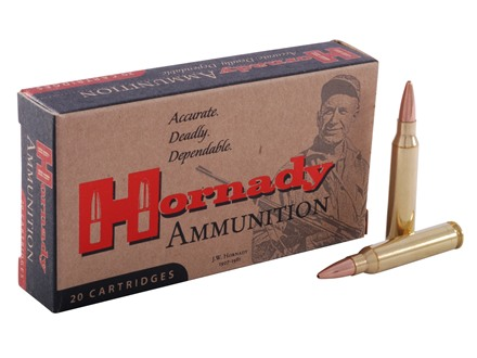 Hornady Match Ammunition 223 Remington 75 Grain Hollow Point Boat Tail Box of 20