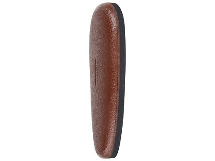 "Pachmayr D752B Decelerator Old English Recoil Pad Grind to Fit Leather Texture .6"" Thick"