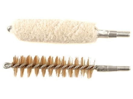 Thompson Center Black Powder Bore Brush and Swab Set 50 Caliber Bronze
