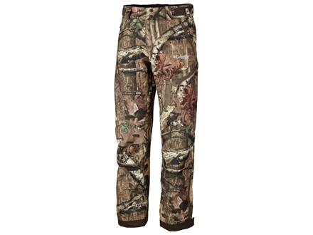 """Columbia Sportswear Men's Stealth Shot II Omni-Heat Pants Polyester Mossy Oak Break-Up Infinity Camo 2XL 44-46 Waist 33-1/2"""" Inseam"""