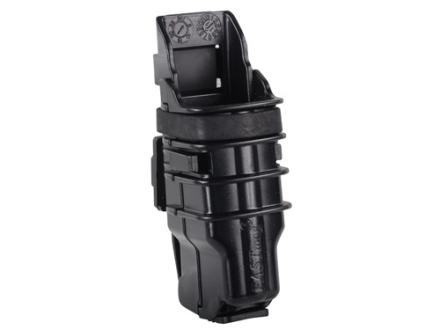 ITW FastMag Pistol Gen III Single Magazine Pouch Pistol MOLLE/Duty Belt Compatible Polymer Black