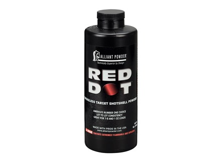 Alliant Red Dot Smokeless Powder
