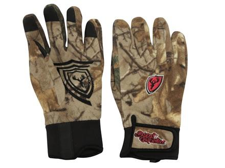 ScentBlocker Women's Sola Pro Grip Fleece Scent Control Gloves