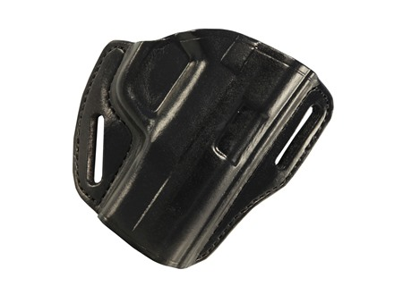 Bianchi 58 P.I. Belt Slide Holster Glock 9mm, 40 S&W Leather