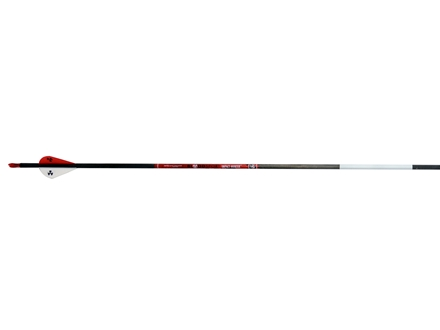 Bloodsport Impact Hunter Carbon Arrow Black