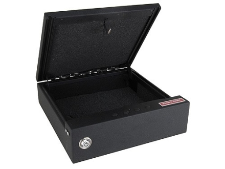 "Secure Vault Personal Electronic Top Load Safe 8-3/4"" x 11"" x 2-1/4"" Black"