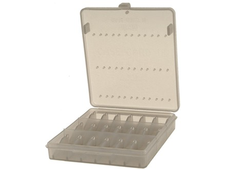 MTM Ammo Wallet Pistol Ammunition Carrier 18-Round 45 ACP Clear-Smoke