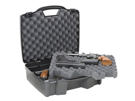 "Plano Protector Four Pistol Case 16.75"" Black"