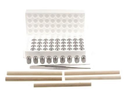 """Meister Bullets """"Slug Your Barrel Kit"""" for 449-462 Caliber Firearms"""