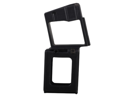 Mako Horizontal Magazine Carrier AR-15 Polymer Black