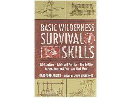 """Basic Wilderness Survival Skills"" by Bradford Angier"