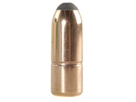 Woodleigh Bullets 458 Winchester Magnum (458 Diameter) 500 Grain Bonded Weldcore Round Nose Soft Point Box of 50