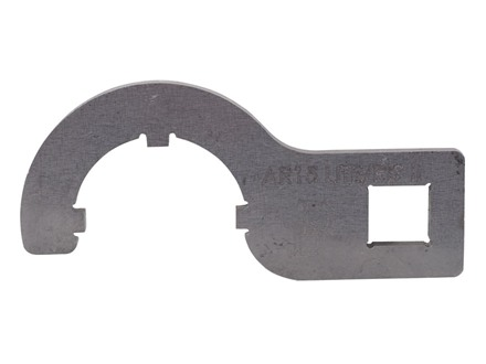 Daniel Defense Bolt-Up System Barrel Nut Wrench for Lite Rail, RIS II Handguards AR-15 Steel
