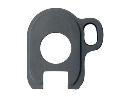 GG&G Loop End Plate Sling Mount Adapter Remington 870, 1100, 11-87 12 Gauge Right Hand Aluminum Matte