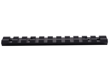 Weaver 1-Piece Multi Slot Tactical Weaver-Style Base for Ruger 10/22 Matte