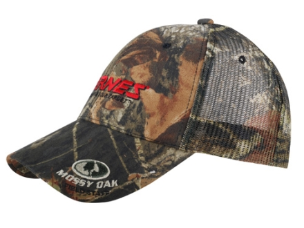 Barnes Bullets Cap Cotton Camo