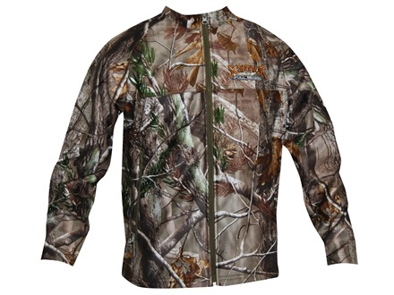 Scent-Lok Men's Full Season Jacket Polyester Realtree AP Camo Large 42-44