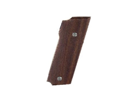Hogue Fancy Hardwood Grips S&W 59 Checkered Rosewood