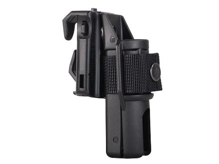 Brite Strike Roto-Loc Flashlight Holster for Brite Strike Flashlights Polymer Black