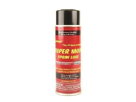 Lyman Super Moly Spray Lube 4 oz Aerosol