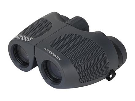 Bushnell H2O Compact Binocular 10x 26mm Porro Prism Armored Black