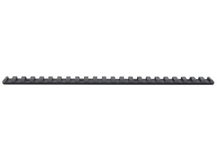 "Yankee Hill Machine Picatinny Rail  9-1/4"" Fits Yankee Hill Customizable Free Float Mid Length Handguard Aluminum Matte"