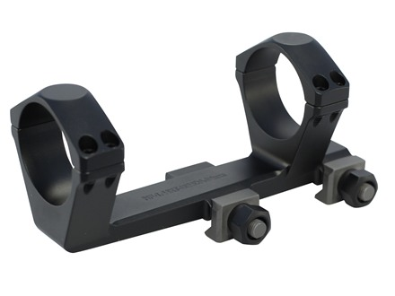 Nightforce 1-Piece Ultralite Extended Unimount Picatinny-Style 20 MOA Elevated with Integral 34mm Rings Matte Extra-High