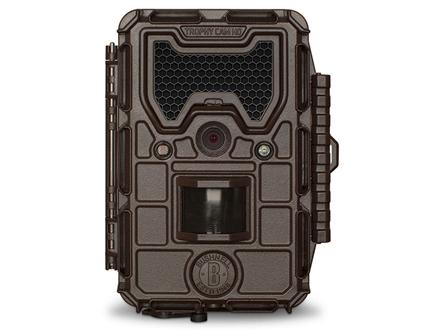 Bushnell Trophy Cam HD Max Black Flash Infrared Game Camera 8 Megapixel Brown