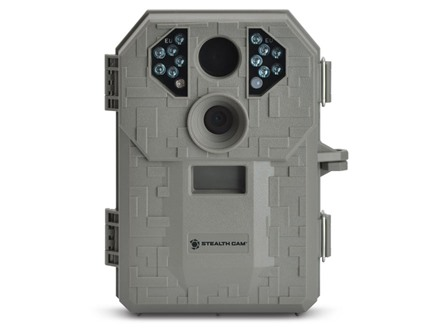 Stealth Cam P12 Infrared Game Camera 6 Megapixel Gray