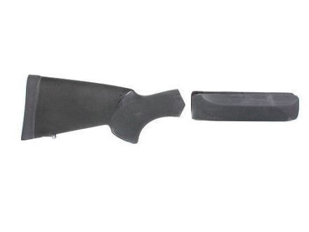 "Hogue OverMolded Stock and Forend Winchester 1300 12 Gauge 12"" Length of Pull Rubber Black"